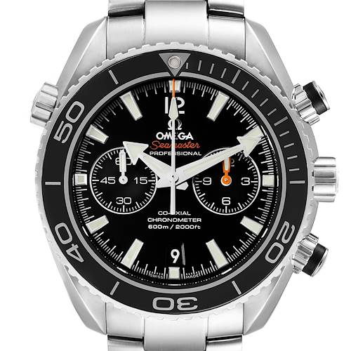 Photo of Omega Seamaster Planet Ocean 600M Mens Watch 232.30.46.51.01.001 Box Card