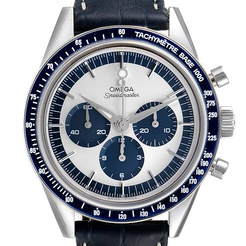 Photo of Omega Speedmaster Limited Edition Mens Watch 311.33.40.30.02.001 Box Card