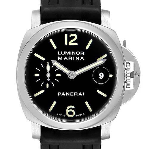 Photo of Panerai Luminor Marina Automatic 40mm Watch PAM048 PAM00048