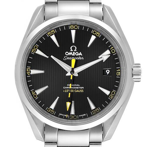 Photo of Omega Seamaster Aqua Terra Co-Axial Watch 231.10.42.21.01.002 Card