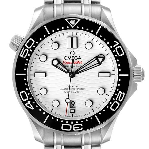 Photo of Omega Seamaster Co-Axial 42mm Mens Watch 210.30.42.20.04.001 Box Card