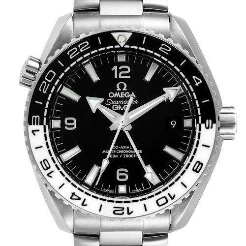 Photo of Omega Seamaster Planet Ocean GMT 600m Watch 215.30.44.22.01.001 Box Card