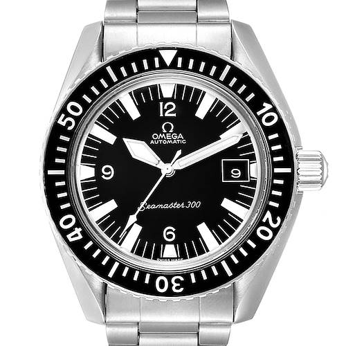 Photo of Omega Seamaster 300 WatchCo Steel Mens Watch 166.034