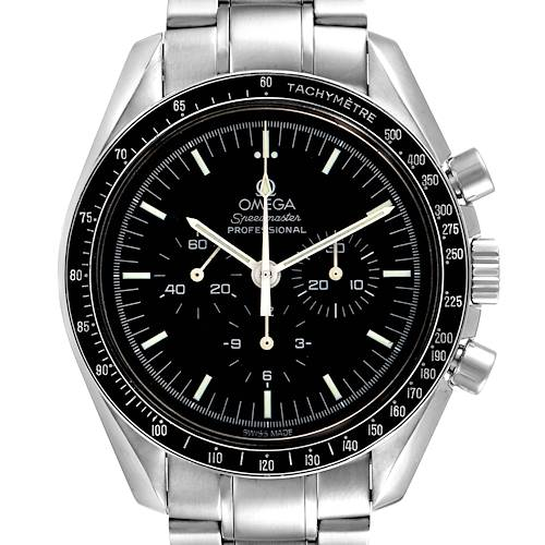 Photo of Omega Speedmaster Apollo XI 30th Anniversary Moonwatch 3560.50.00 Card