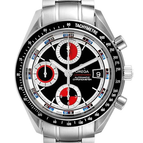 Photo of Omega Speedmaster Casino Dial Steel Mens Watch 3210.52.00