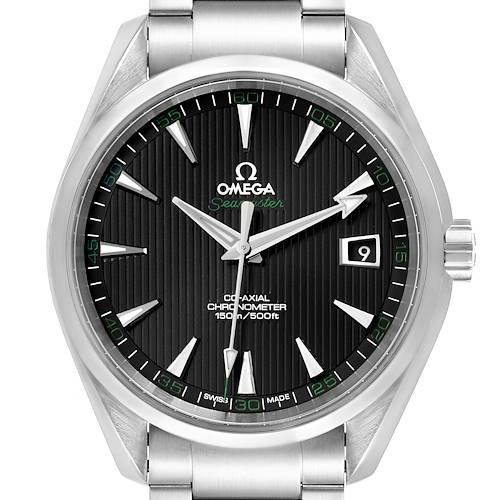 Photo of Omega Seamaster Aqua Terra Golf Edition Watch 231.10.42.21.01.001 Box Card