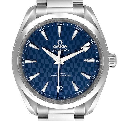 Photo of Omega Seamaster Aqua Terra Olympic Games Watch 522.12.41.21.03.001 Unworn