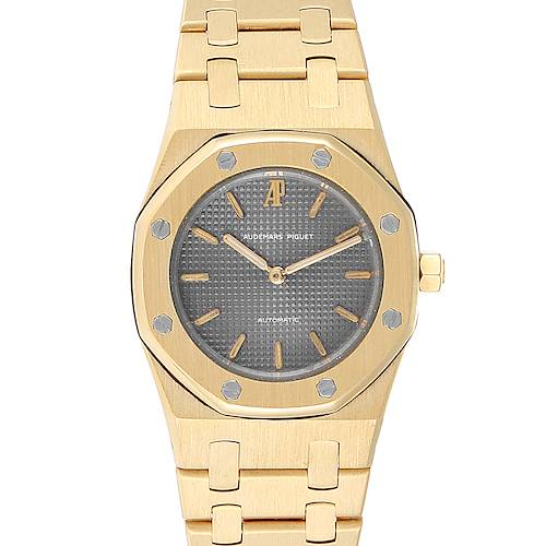 Photo of Audemars Piguet Royal Oak Yellow Gold Automatic Ladies Watch