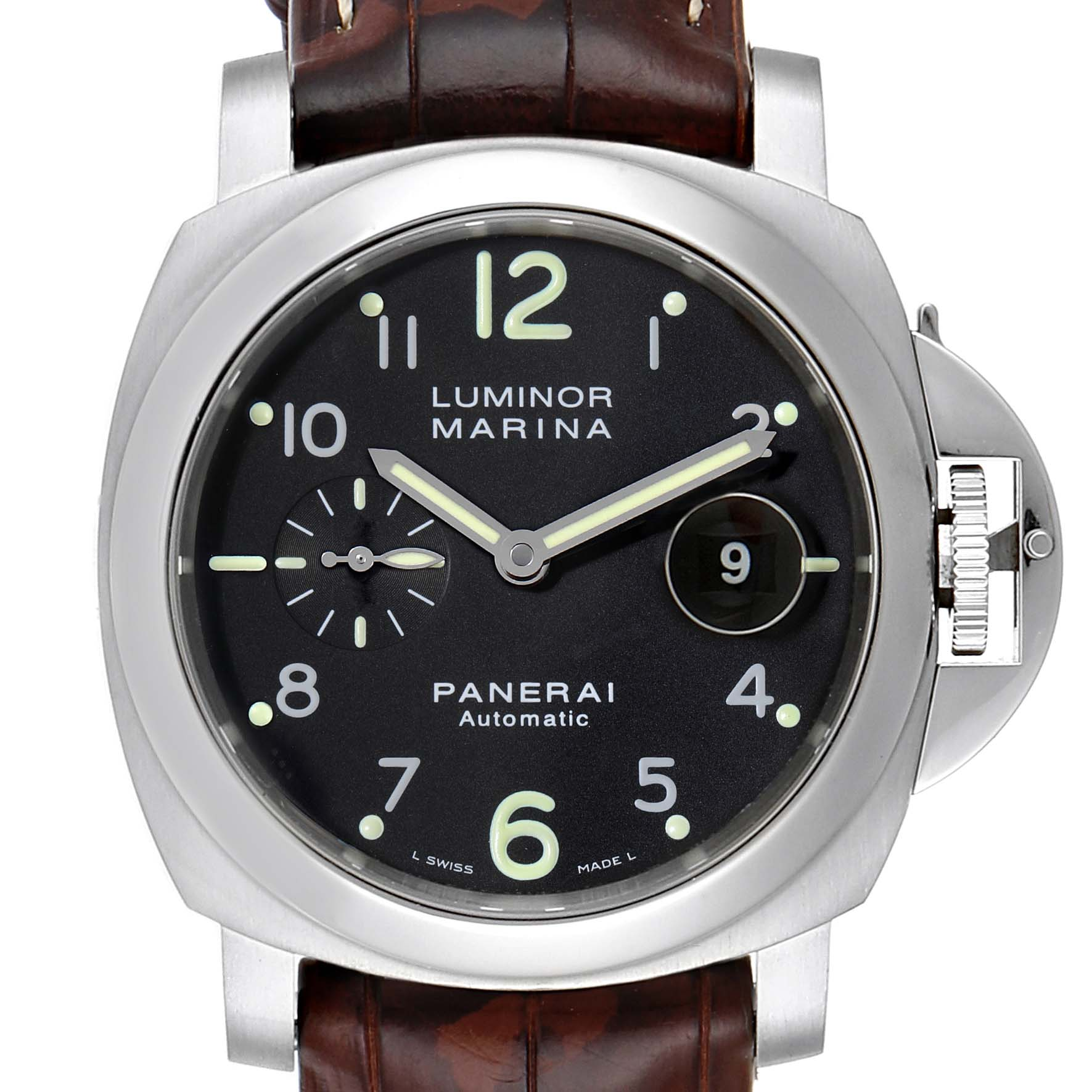 Panerai Luminor Marina 44mm Automatic Mens Watch PAM00164 PAM164