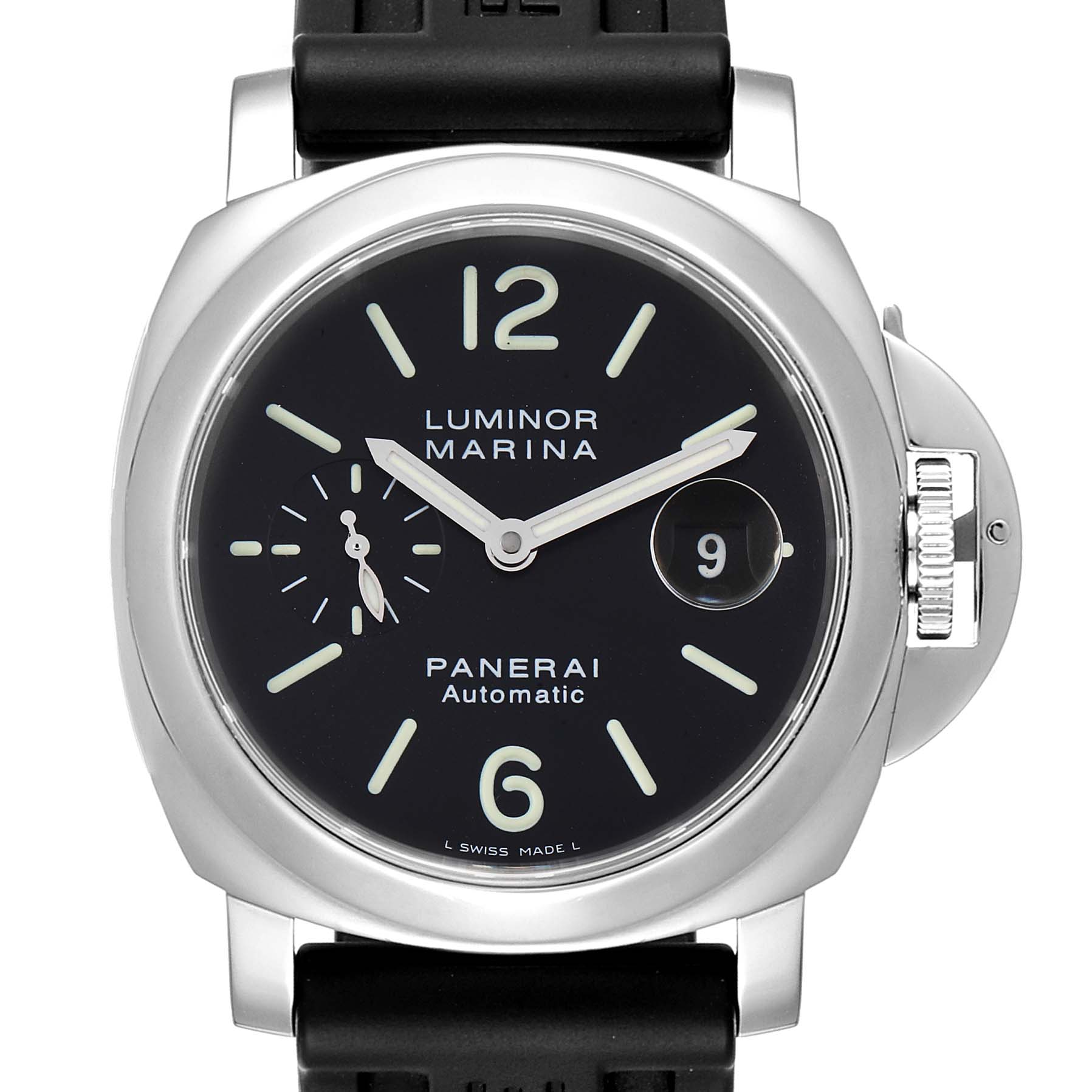 Panerai Luminor Marina Automatic 44mm Mens Watch PAM104 PAM00104