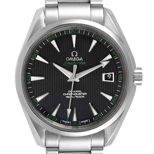 Photo of Omega Seamaster Aqua Terra Golf Edition Mens Watch 231.10.42.21.01.001