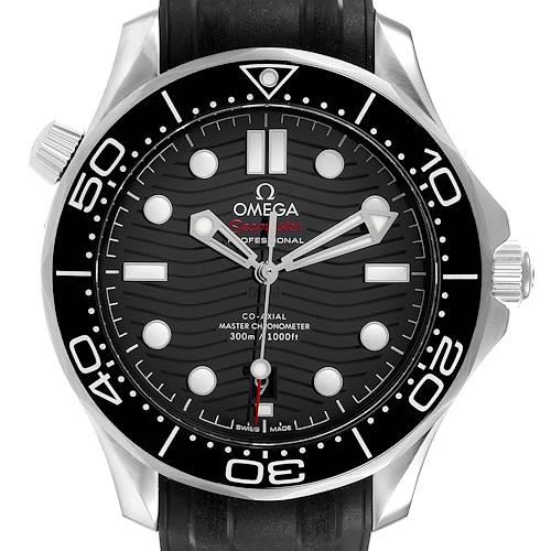 Photo of Omega Seamaster Diver Master Chronometer Watch 210.32.42.20.01.001 Box Card