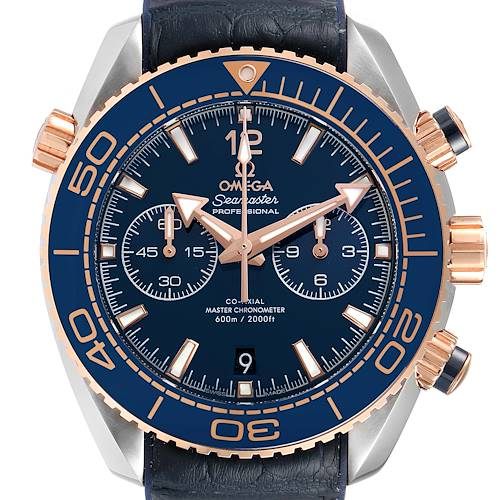 Photo of Omega Seamaster Planet Ocean 600m Co-Axial Watch 215.23.46.51.03.001 Box Card