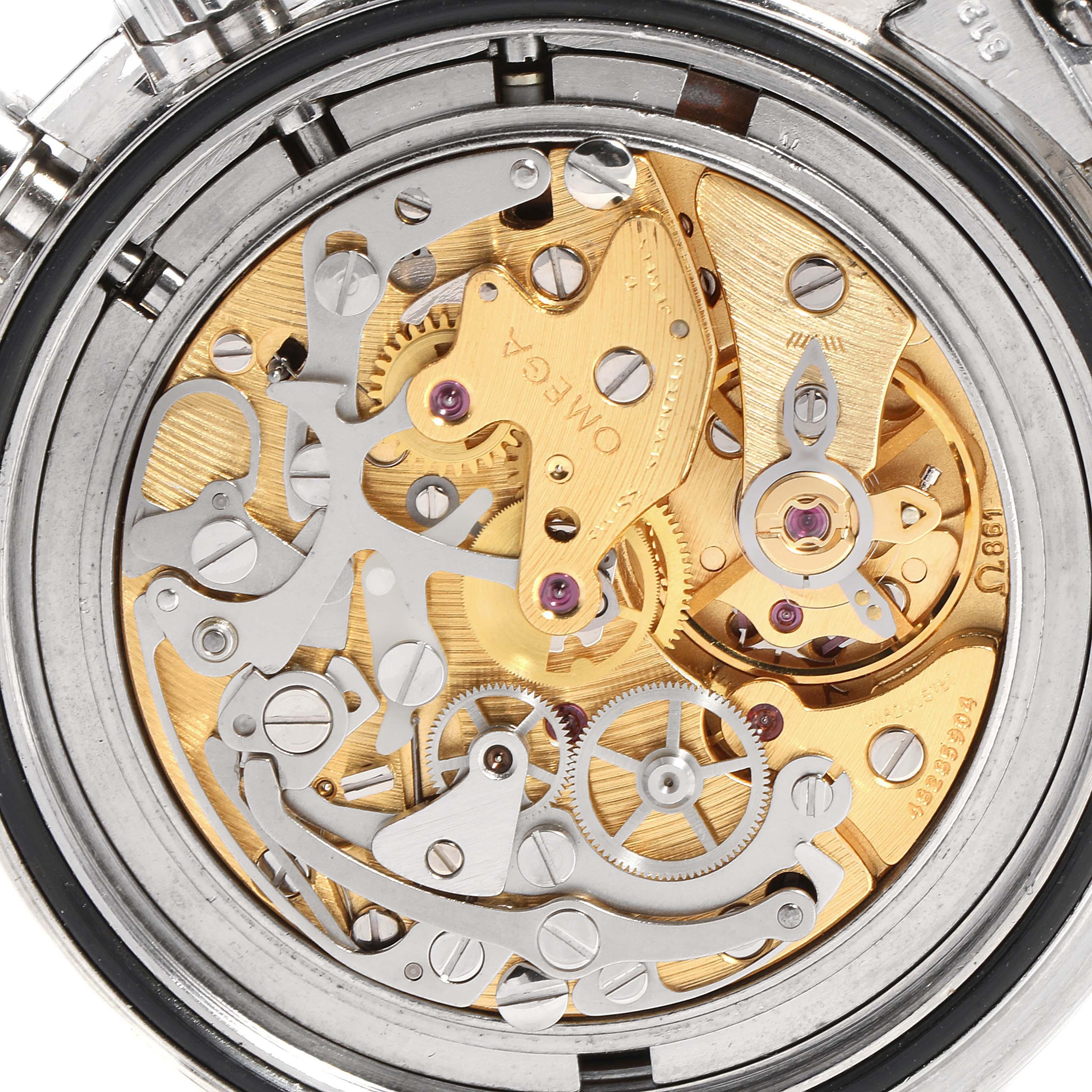 Omega Speedmaster Vintage MoonWatch Caliber 861 Mens Watch 145.022 SwissWatchExpo