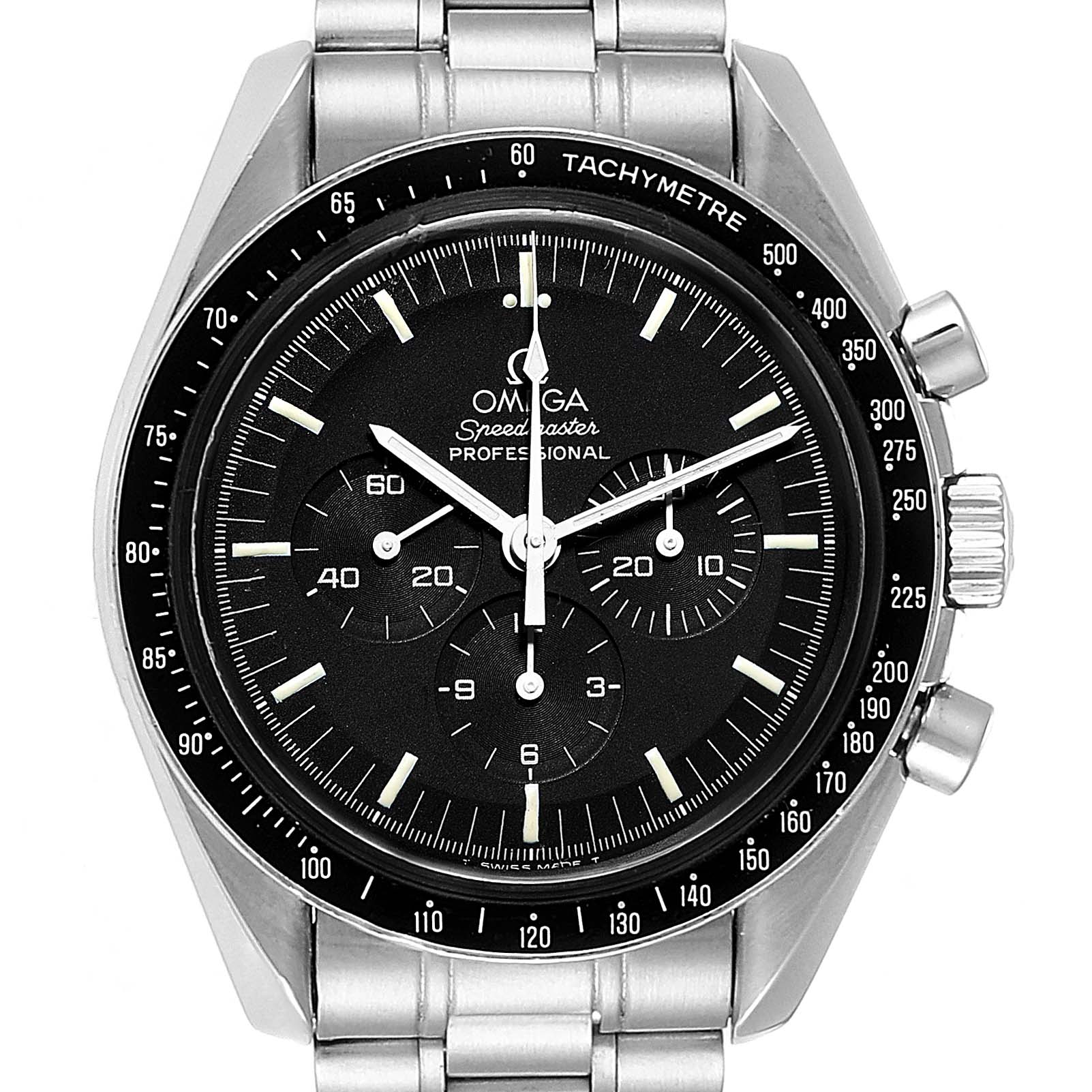 Omega Speedmaster Vintage MoonWatch Caliber 861 Mens Watch 145.022