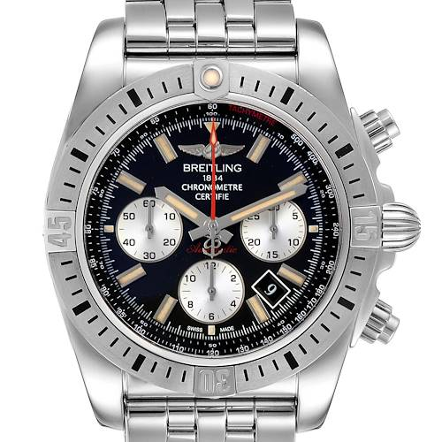 Photo of Breitling Chronomat 44 Airbourne 30th Anniversary Watch AB0115 Box Papers
