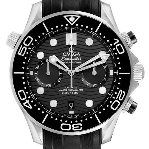 Photo of Omega Seamaster Diver Master Chronometer Watch 210.32.44.51.01.001 Box Card