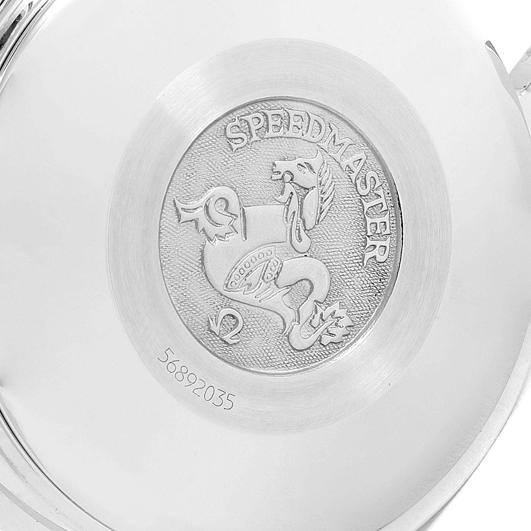 Omega Speedmaster Japanese Market Limited Edition Mens Watch 3513.33.00 SwissWatchExpo