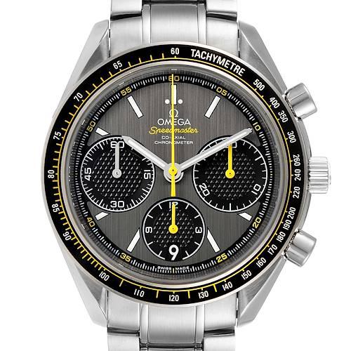 Photo of Omega Speedmaster Racing Co-Axial Watch 326.30.40.50.06.001 Box Card