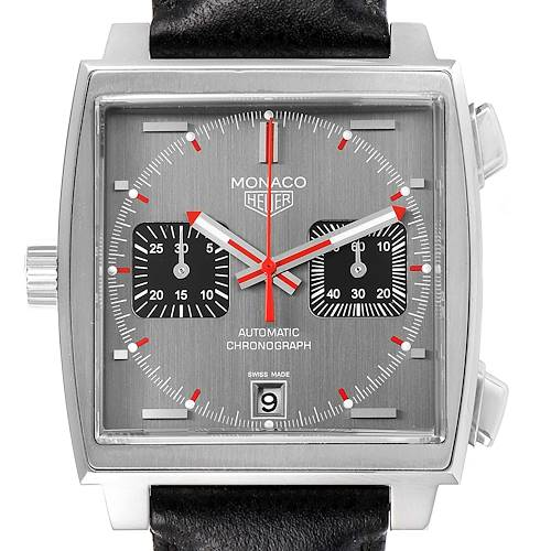 Photo of Tag Heuer Monaco Limited Edition Automatic Mens Watch CAW211B