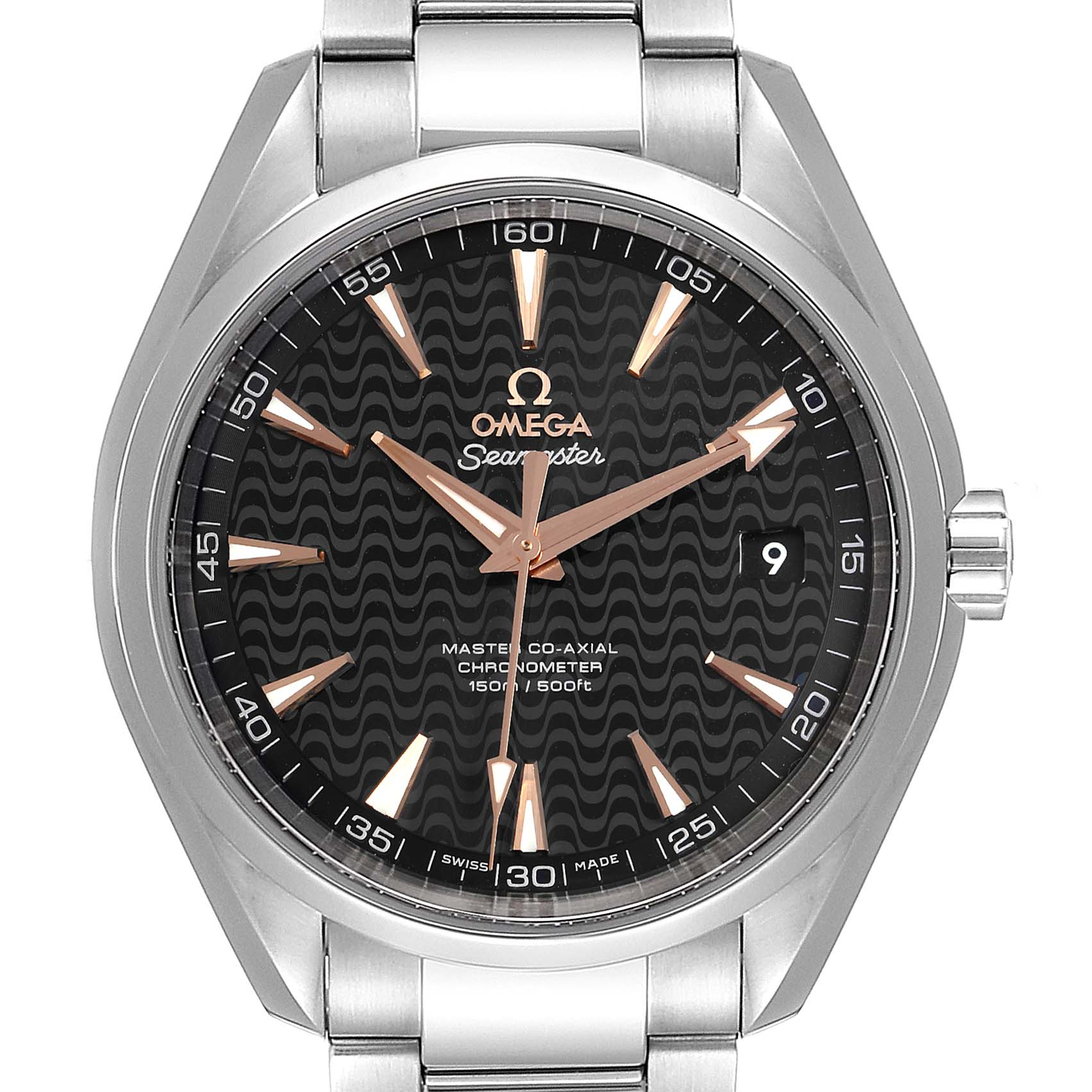 Omega Seamaster Aqua Terra Anti‑magnetic Watch 231.10.42.21.01.006 Unworn