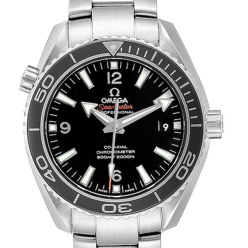 Photo of Omega Seamaster Planet Ocean Watch 232.30.42.21.01.001 Box Card