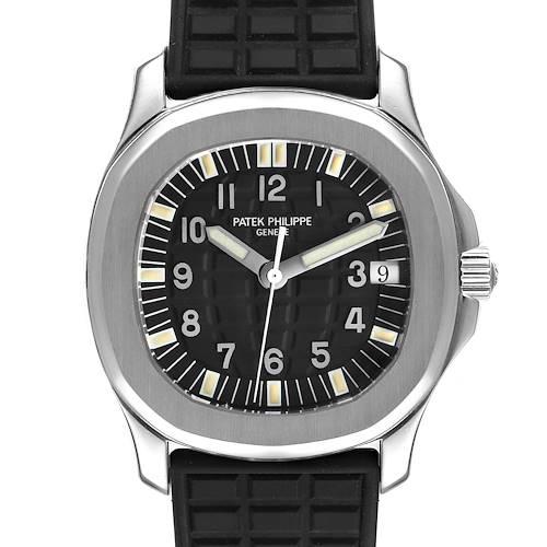 Photo of Patek Philippe Aquanaut Midsize Automatic Steel Watch Watch 5066