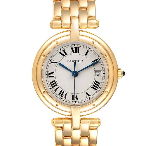 Photo of Cartier Panthere Vendome Midsize Yellow Gold Ladies Watch 883964