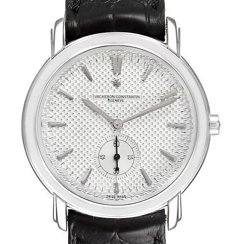 Photo of Vacheron Constantin Malte Grande Classique White Gold Mens Watch 81000