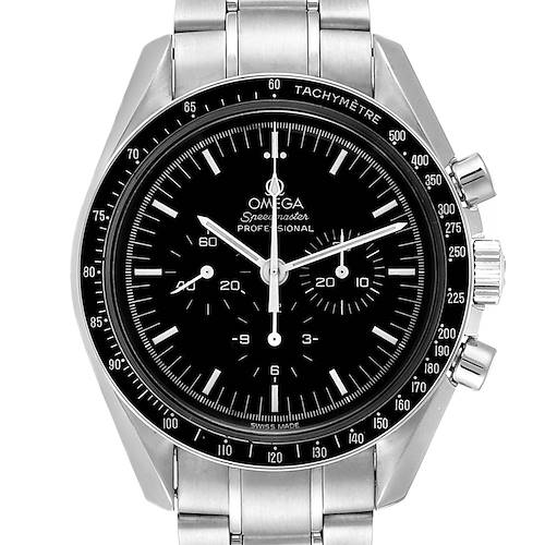 Photo of Omega Speedmaster Chronograph Mens MoonWatch 3570.50.00 Box Card