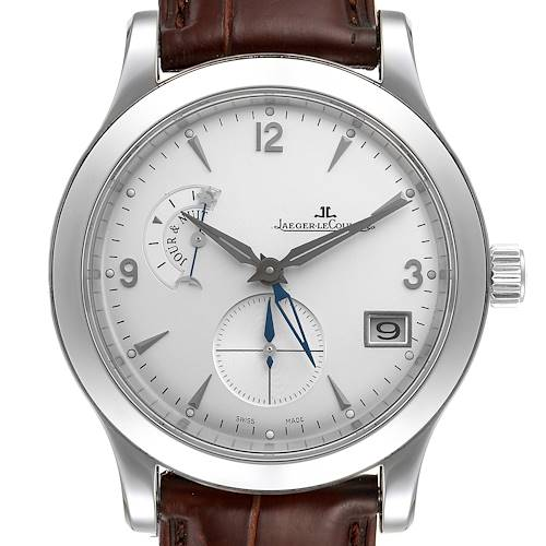 Photo of Jaeger Lecoultre Master Control Hometime Mens Watch 147.8.05.S Q1628420