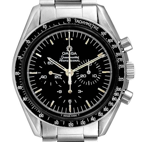 Photo of Omega Speedmaster Vintage MoonWatch Caliber 861 Mens Watch 145.022