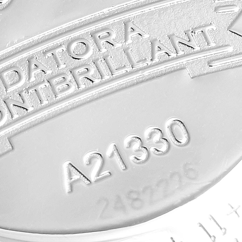 Breitling Navitimer Montbrillant Datora Steel Mens Watch A21330 Box Papers SwissWatchExpo