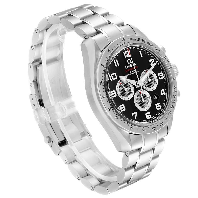 Omega Speedmaster Broad ArrowMens Watch 321.10.44.50.01.001 Box Card SwissWatchExpo