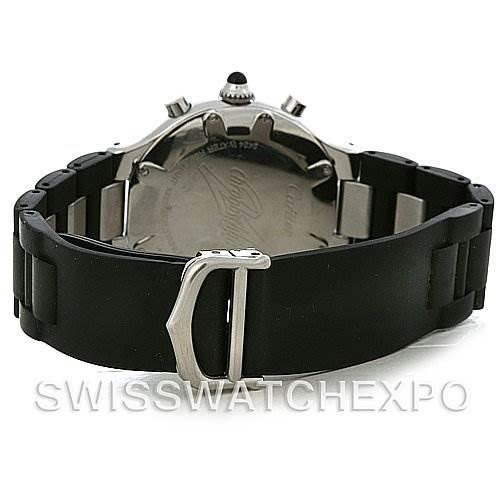 3099 Cartier Must 21 Chronoscaph Mens Watch W10125U2 SwissWatchExpo
