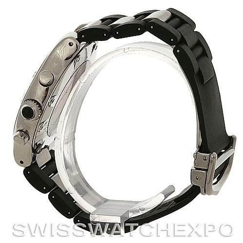 4111 Cartier Must 21 Chronoscaph Mens Watch W10125U2 SwissWatchExpo