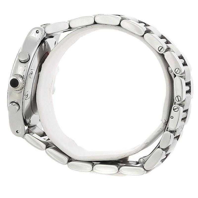 Cartier Must 21 Chronoscaph Mens Watch W10172T2 SwissWatchExpo
