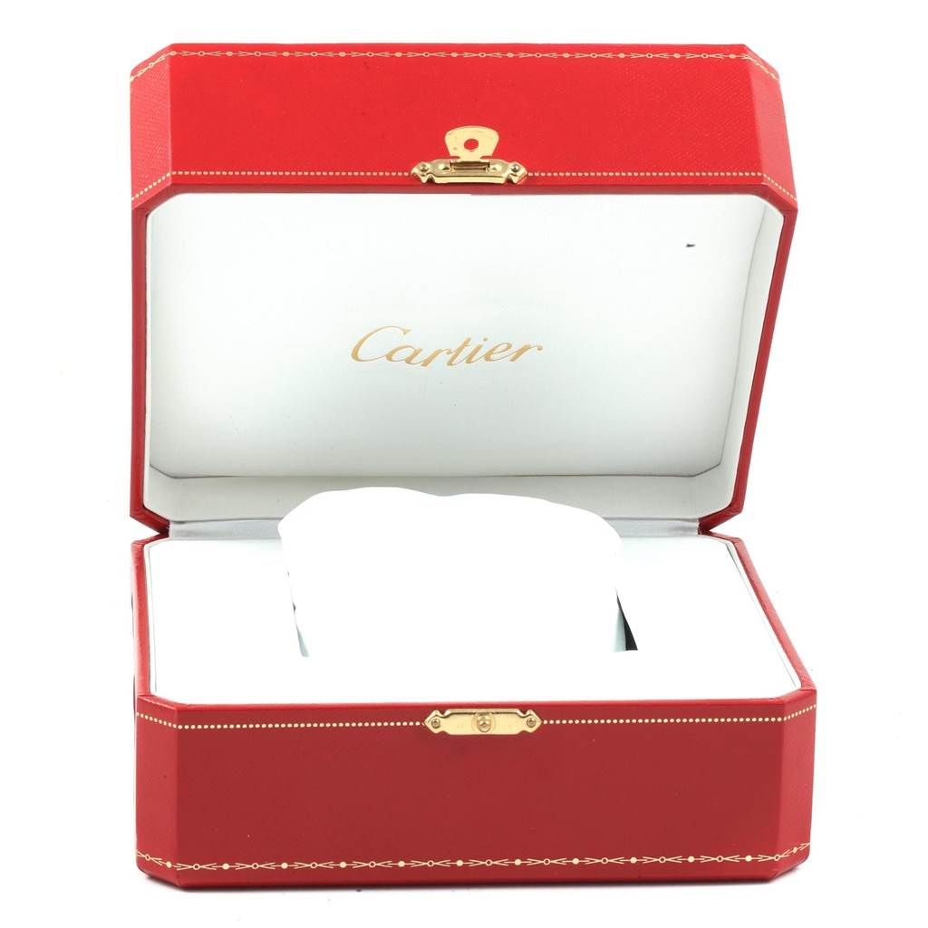 20742 Cartier Panthere Yellow Gold Small Quartz Ladies Watch W25022B9 SwissWatchExpo