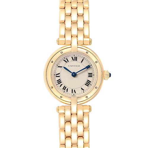 Photo of Cartier Panthere Vendome 18K Yellow Gold Ladies Watch 6692