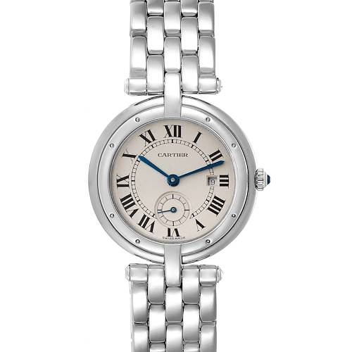 Photo of Cartier Panthere Vendome 18K White Gold Ladies Watch 0092