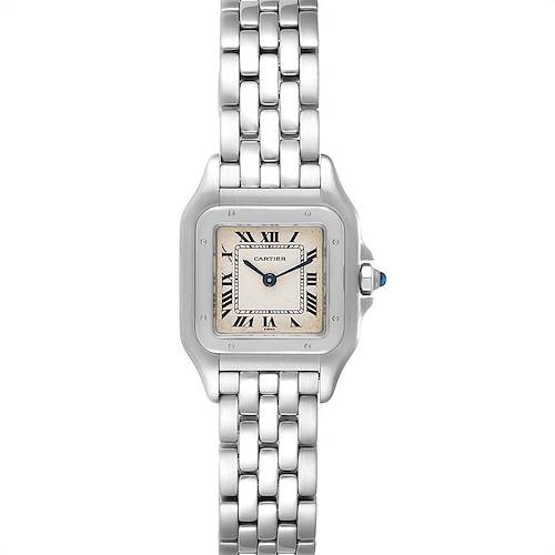 Photo of Cartier Panthere Ladies Small Stainless Steel Watch W25033P5