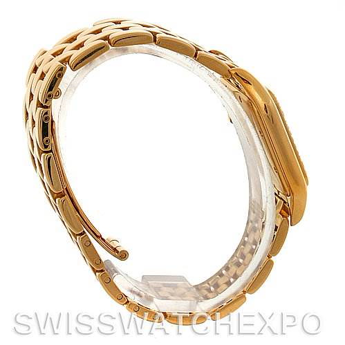Cartier Panthere X-Large 18K Yellow Gold Diamond Watch W25014B9 SwissWatchExpo
