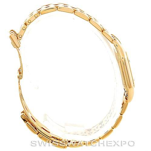 6222 Cartier Panthere Ladies 18k Yellow Gold Watch W25022B9   SwissWatchExpo