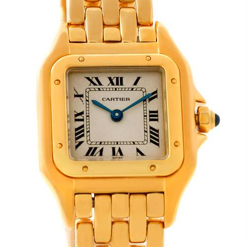 Photo of Cartier Panthere Ladies Watch Model W25034b9