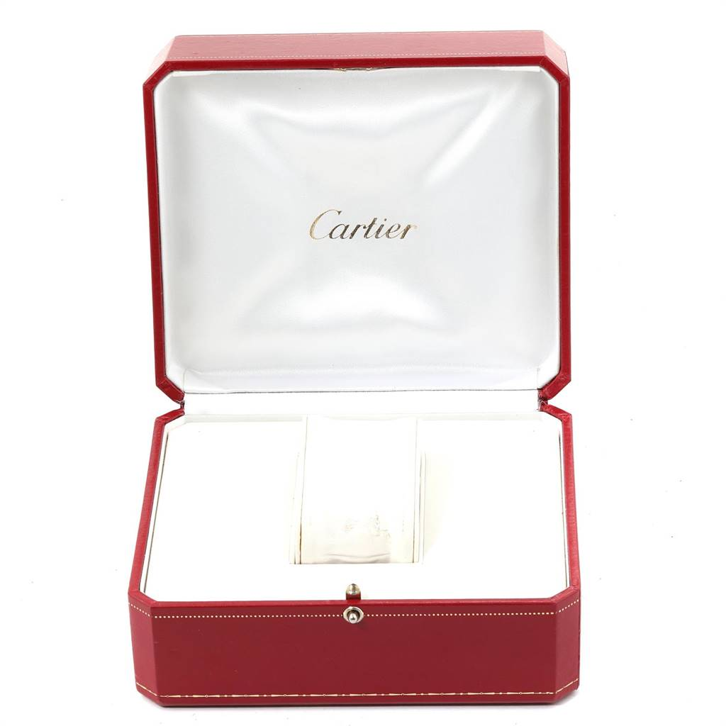 24319 Cartier Tank Francaise Small Steel Yellow Gold Ladies Watch W51007Q4 SwissWatchExpo