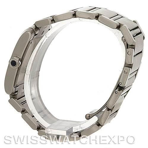 2465a Cartier Tank Francaise Midsize Steel W51011Q3 SwissWatchExpo