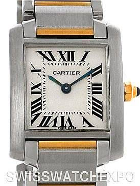 Photo of Rolex Mens Steel 18k Yellow Gold Yachtmaster Watch 16623