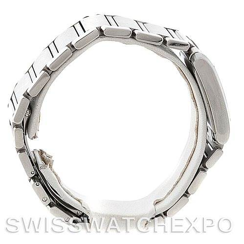 5234 Cartier Tank Francaise Midsize Stainless Steel Watch W51011Q3 SwissWatchExpo