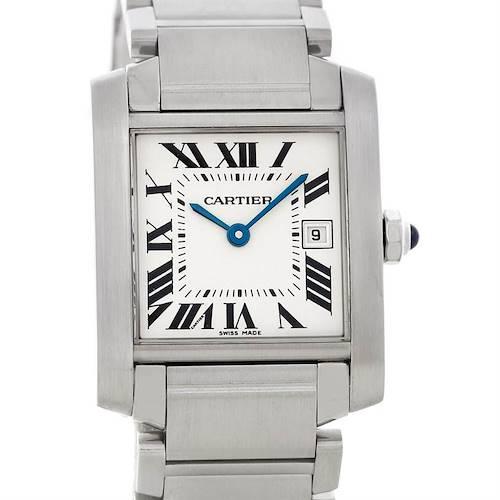 Photo of Rolex President Ladies Ice Blue Dial Platinum Diamond Watch 179136