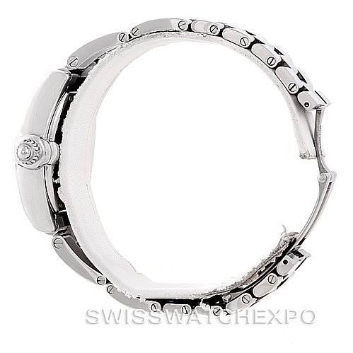 7137 Cartier Roadster Ladies Pink Dial Watch W62017V3 SwissWatchExpo